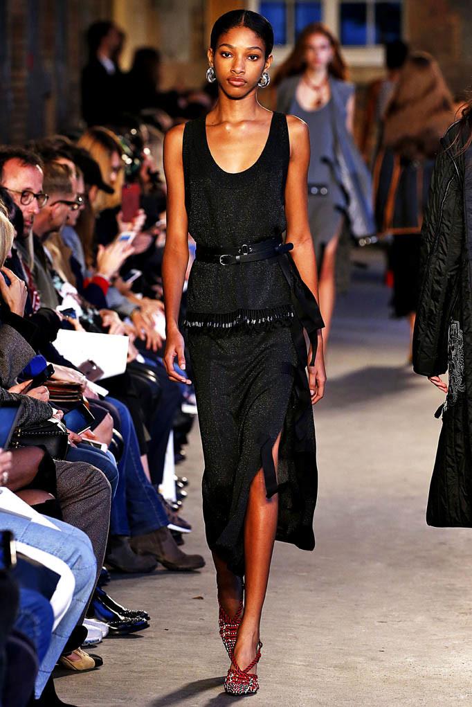 Altuzarra Paris  Fashion Week Spring Summer 2018 Paris September/October 2017