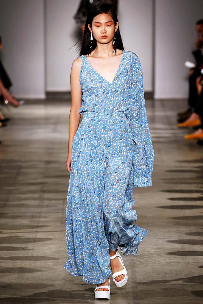 Anteprima Milan Fashion Week Spring Summer 2018 Milan September 2017
