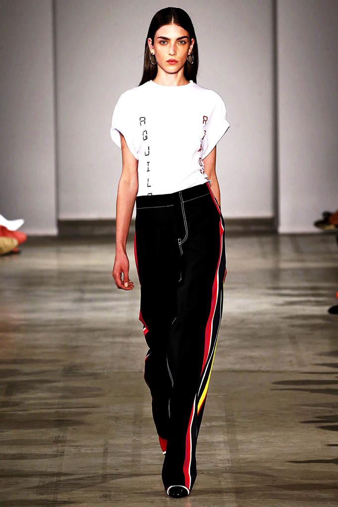 Aquilano Rimondi Milan Fashion Week Spring Summer 2018 Milan September 2017