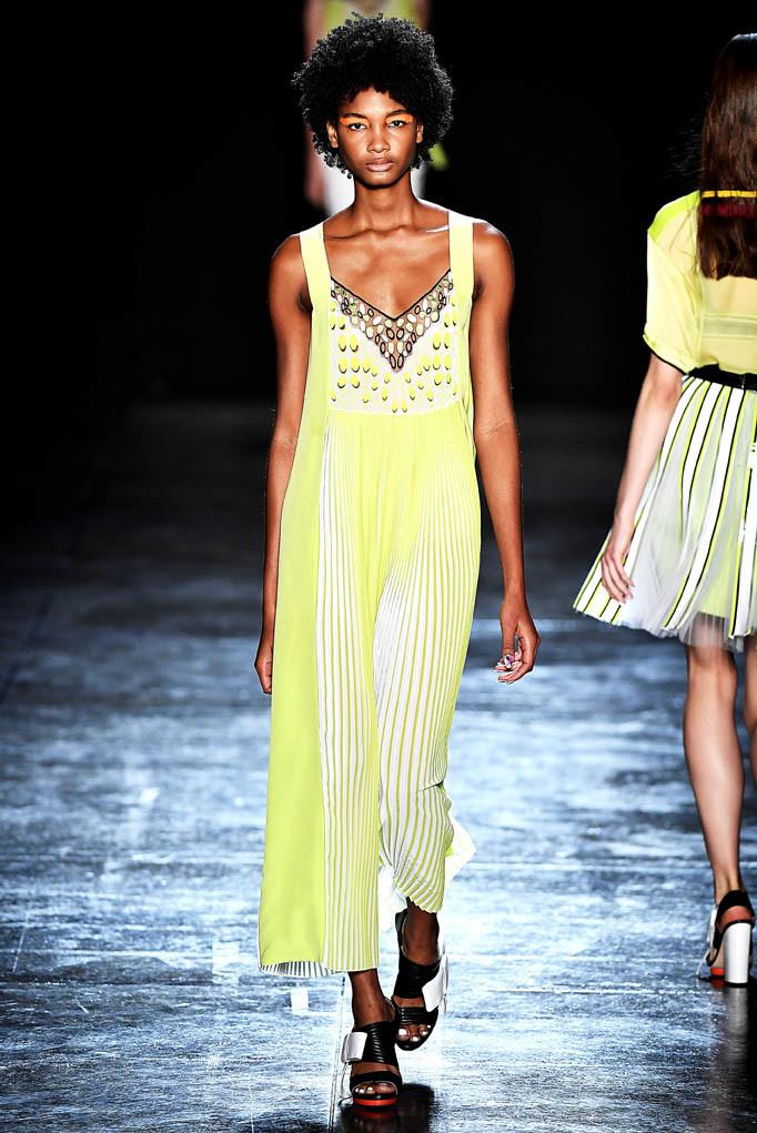 Byblos Milan Fashion Week Spring Summer 2018 Milan September 2017