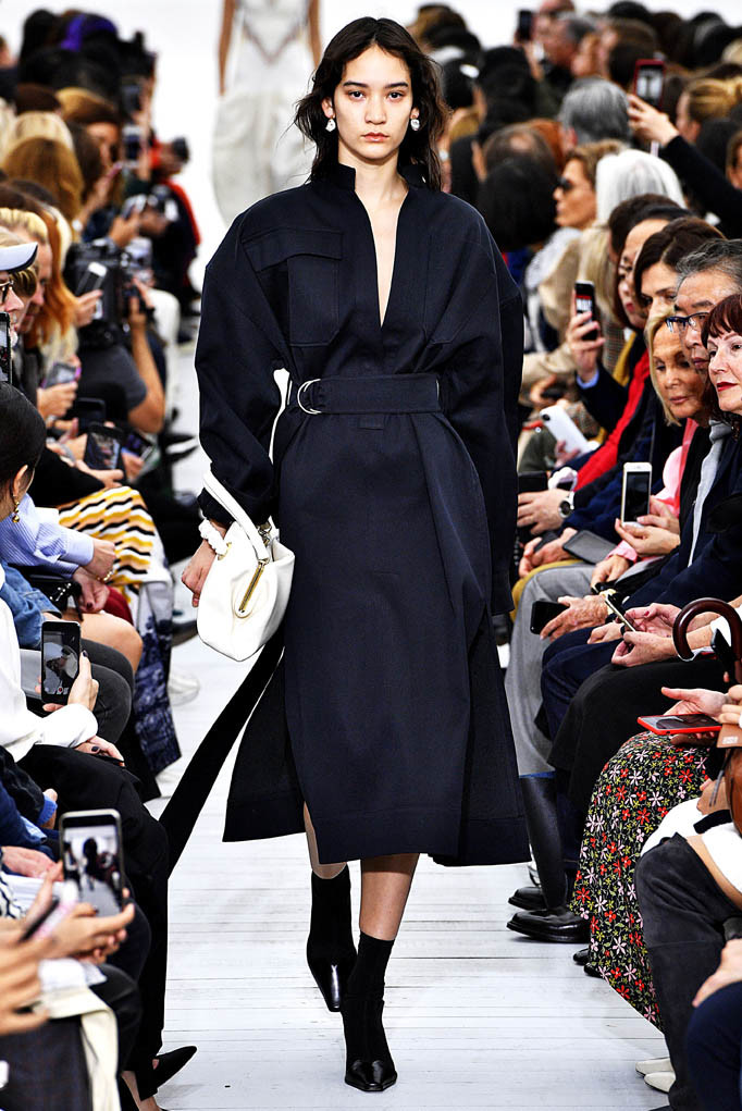 Celine Paris Fashion Week Spring Summer 2018 Paris September/October 2017