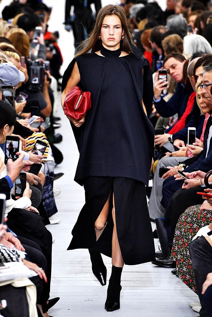 Celine Paris Fashion Week Spring Summer 2018 Paris September/October 2017