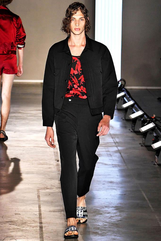 Christian Pellizzari Milan Menswear Spring Summer 2018 Milan June 2017