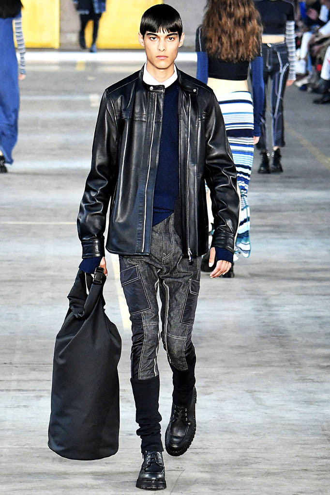 Diesel Black Gold Milan Menswear Spring Summer 2018 Milan June 2017