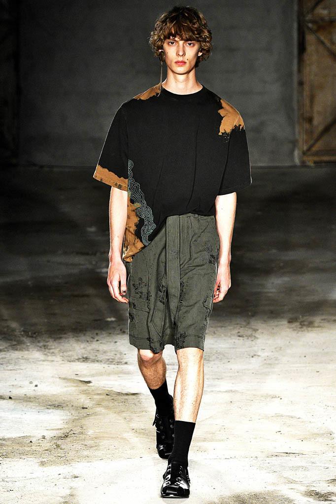 Damir Doma Milan Menswear Spring Summer 2018 Milan  June 2017