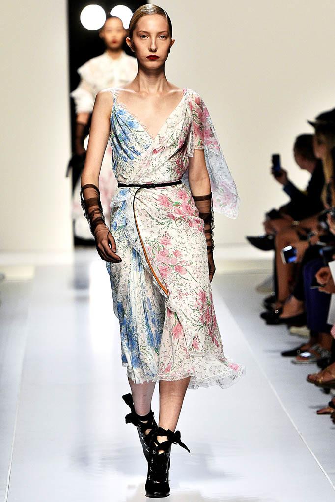 Ermanno Scervino Milan Fashion Week Spring Summer 2018 Milan September 2017