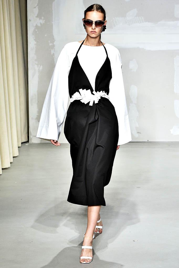 Krizia Milan Fashion Week Spring Summer 2018 Milan September 2017