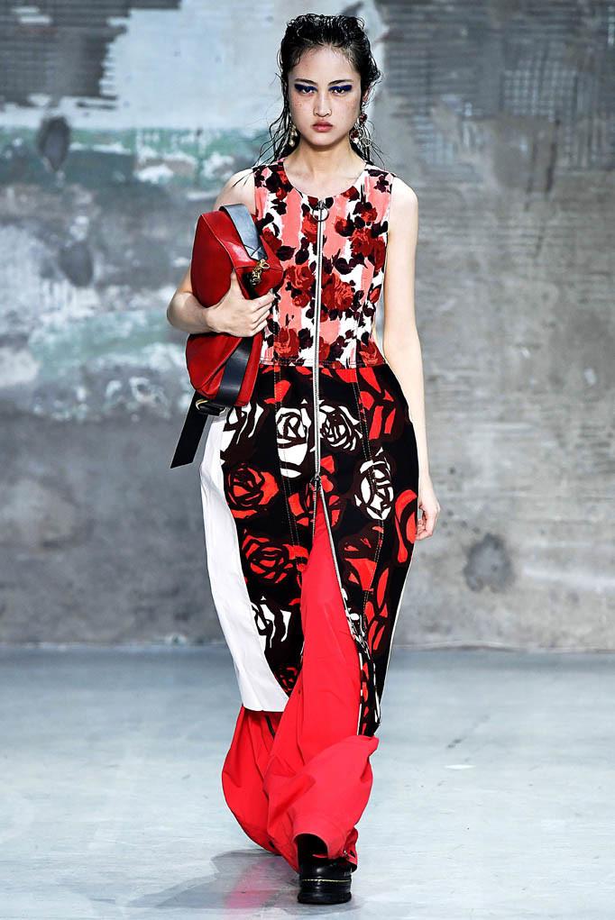 Marni Milan Fashion Week Spring Summer 2018 Milan September 2017