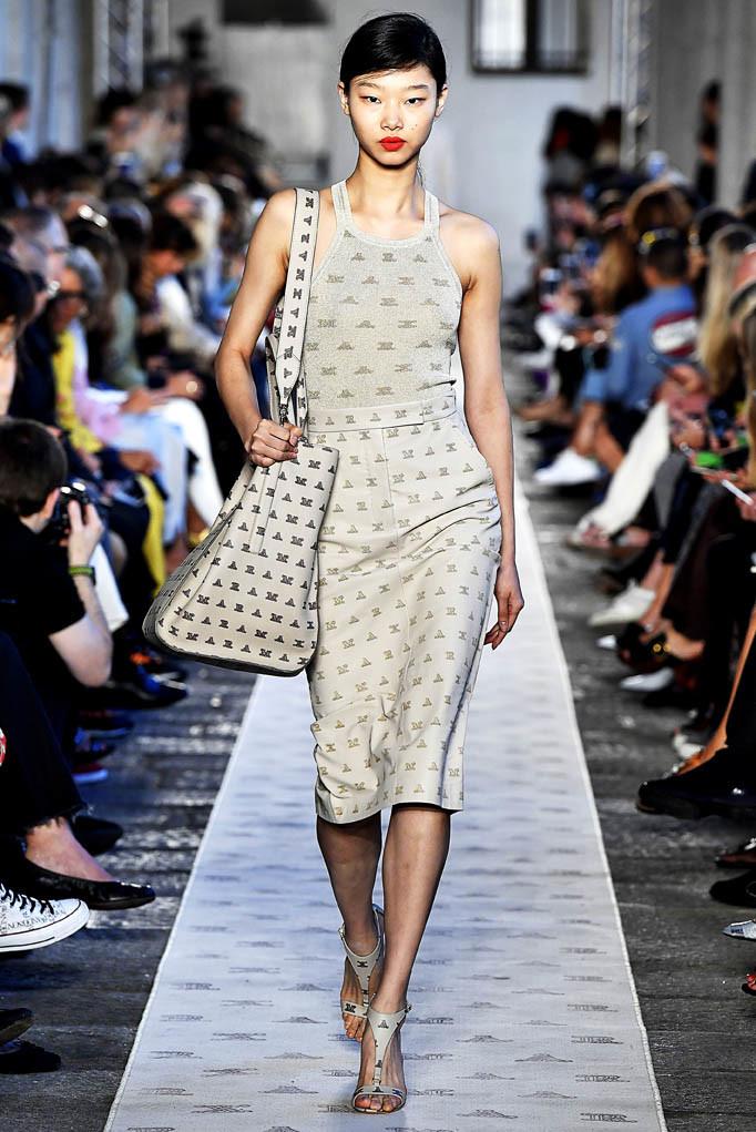 MaxMara Milan Fashion Week Spring Summer 2018 Milan September 2017