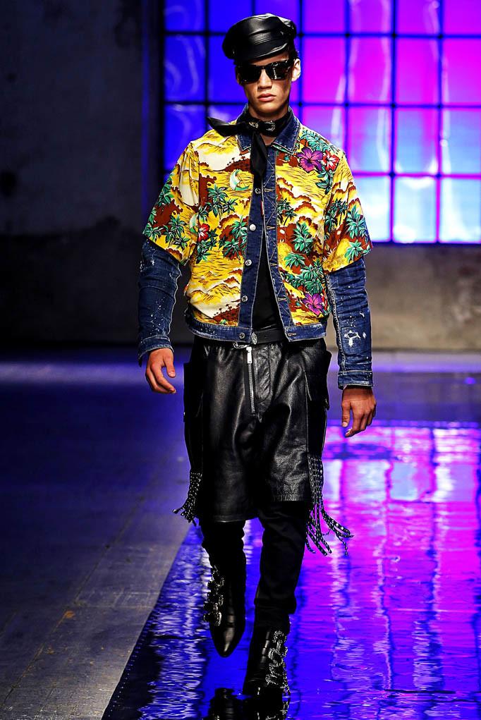 Dsquared2 Milan Menswear Spring Summer 2018 Milan  June 2017