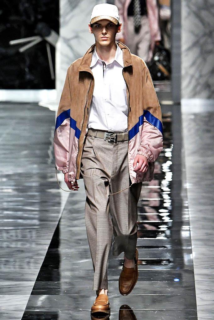 Fendi Milan Menswear Spring Summer 2018 Milan  June 2017