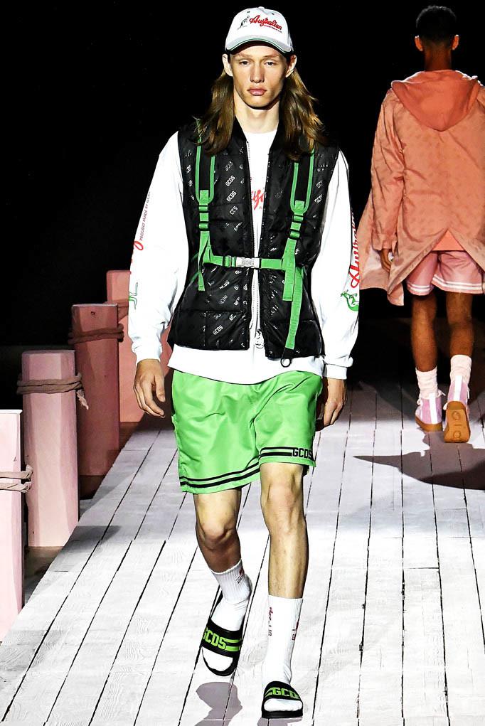 GCDS Milan Menswear Spring Summer 2018 Milan June 2017