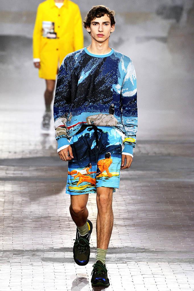 N21 nswear Spring Summer 2018 Milan  June 2017