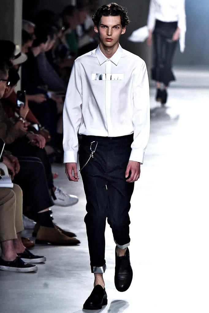 Neil Barrett Milan Menswear Spring Summer 2018 Milan June 2017