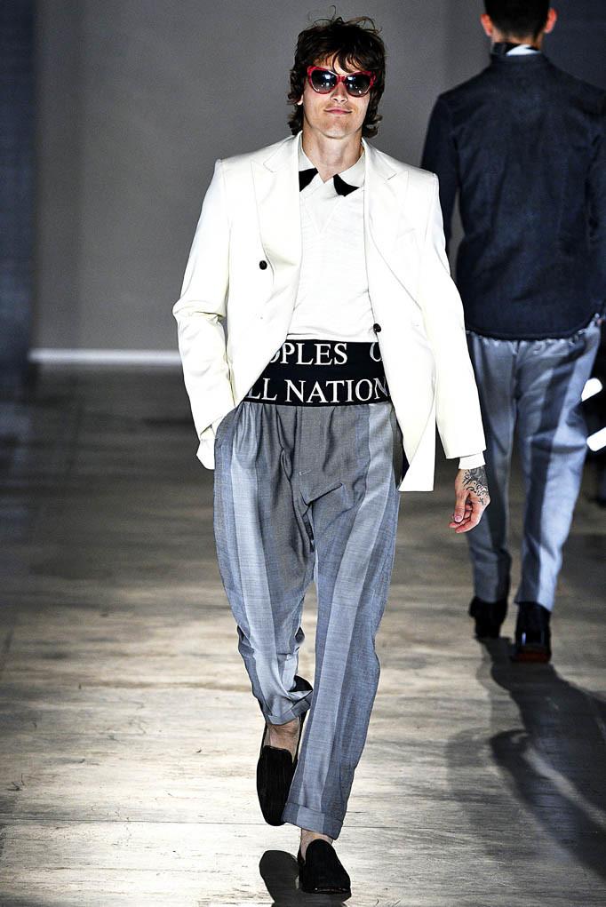Poan Milan Menswear Spring Summer 2018 Milan June 2017