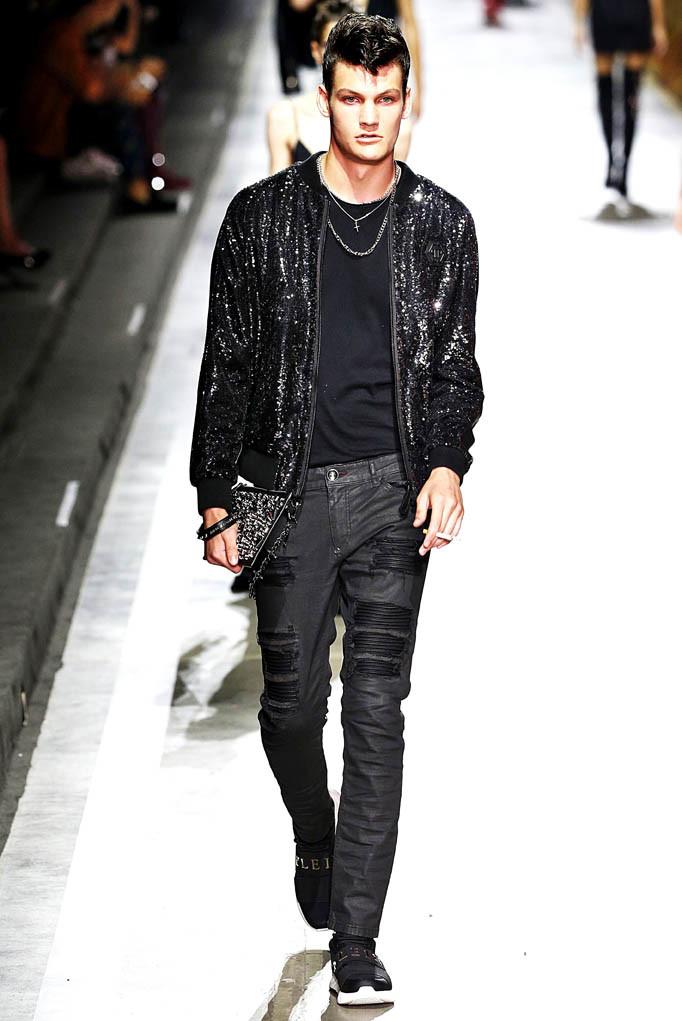 Philipp Plein Milan Menswear Spring Summer 2018 Milan June 2017