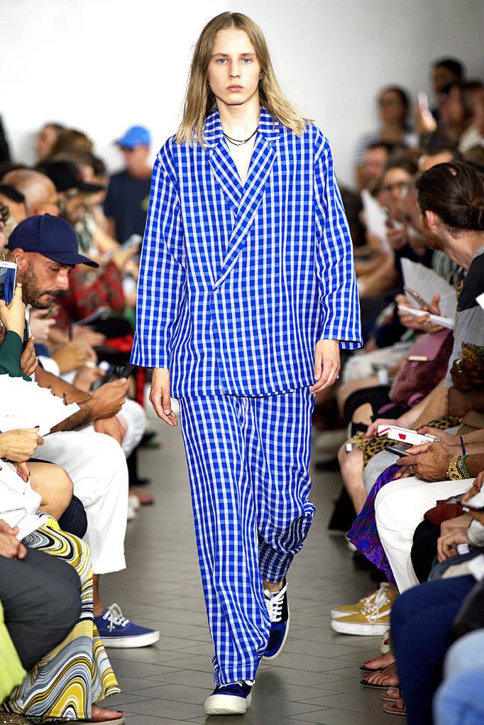 Sunnei Milan Menswear Spring Summer 2018 Milan  June 2017