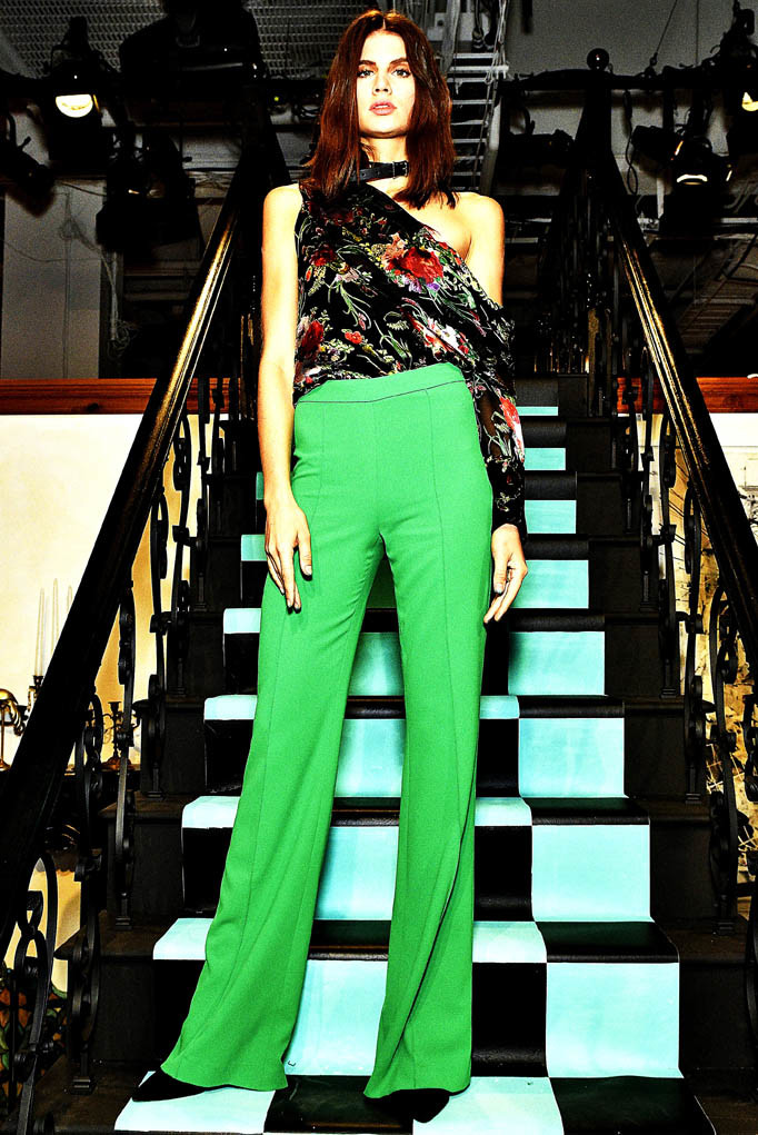 Alice Olivia New York Fashion Week Spring Summer 2018 NY September 2017