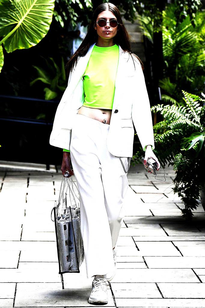 Assembly NY New York Fashion Week Spring Summer 2018 NY September 2017