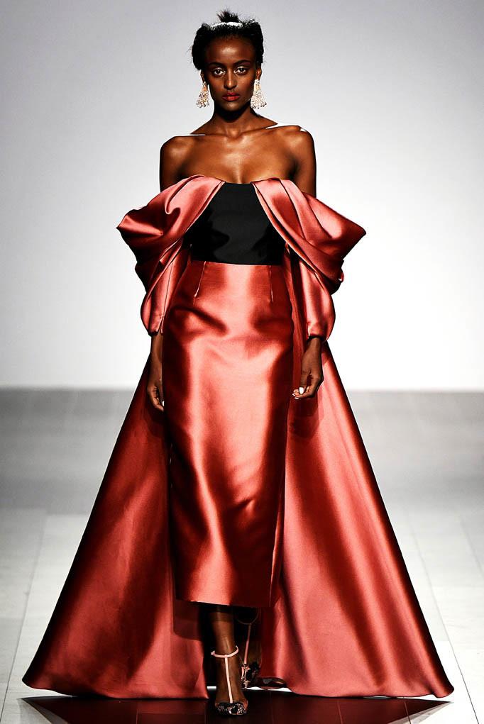 Bibhu Mohapatra New York Fashion Week Spring Summer 2018 NY September 2017