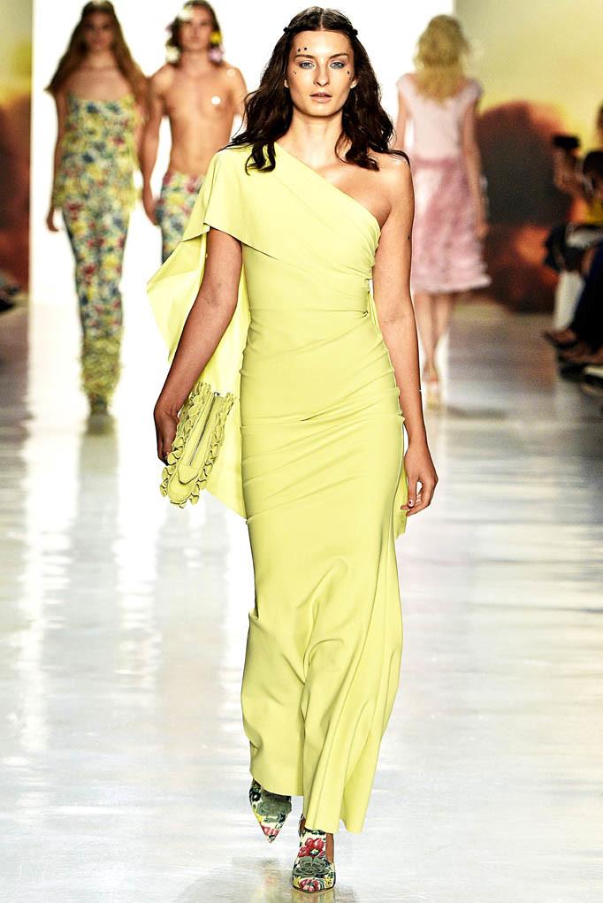 Chiara Boni New York Fashion Week Spring Summer 2018 NY September 2017