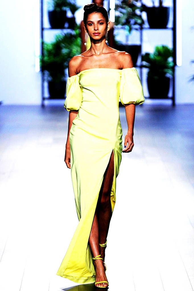 Cushnie et Ochs New York Fashion Week Spring Summer 2018 NY September 2017