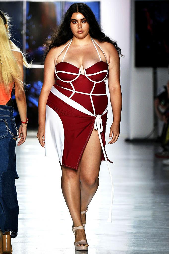 Chromat New York Fashion Week Spring Summer 2018 NY September 2017