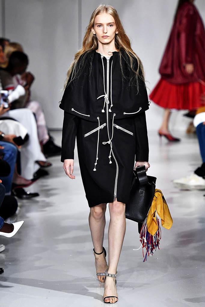 Calvin Klein New York Fashion Week Spring Summer 2018 NY September 2017