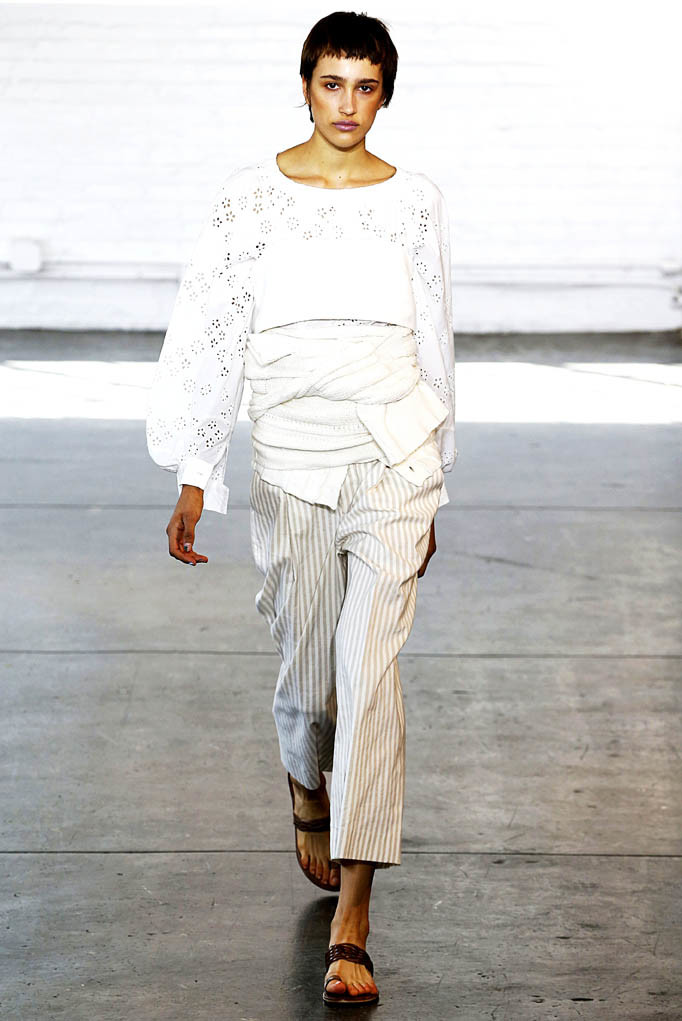 Creatures of Comfort New York Fashion Week Spring Summer 2018 NY September 2017
