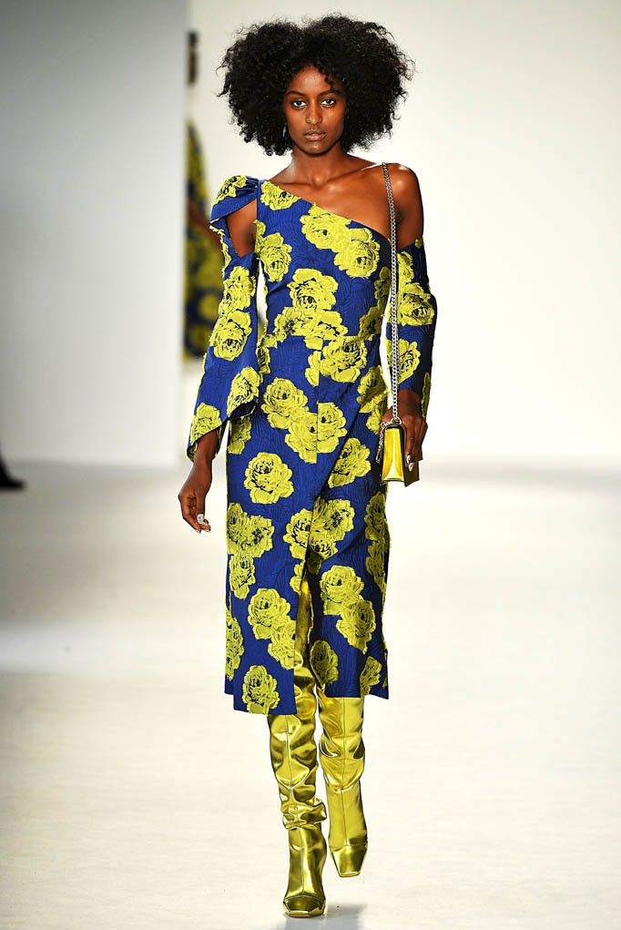 Christian Siriano New York Fashion Week Spring Summer 2018 NY September 2017