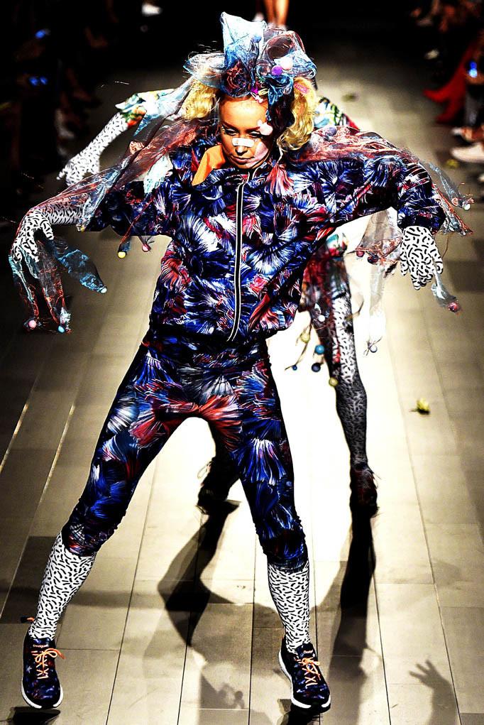 Desigual New York Fashion Week Spring Summer 2018 NY September 2017