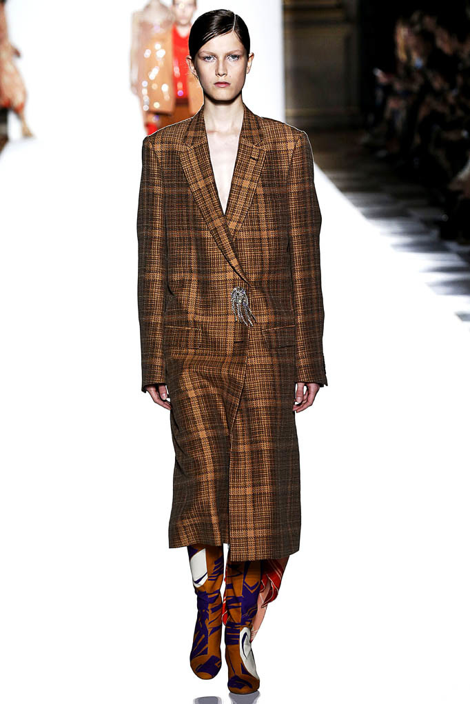 Dries Van Noten Paris Fashion Week Spring Summer 2018 Paris September/October 2017