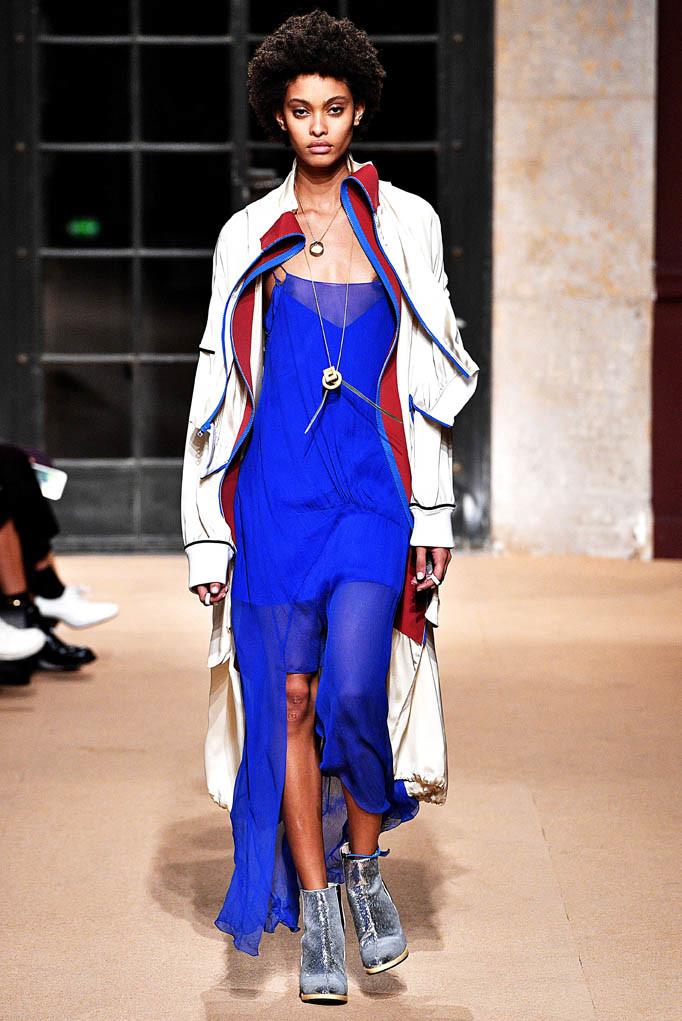 Esteban Cortazar Paris Fashion Week Spring Summer 2018 Paris September/October 2017