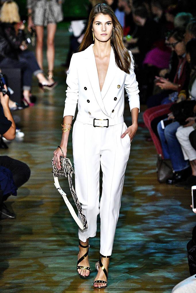 Elie Saab Paris Fashion Week Spring Summer 2018 Paris September/October 2017