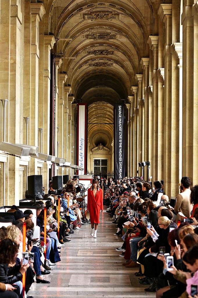 Each X Other Paris Fashion Week Spring Summer 2018 Paris September/October 2017