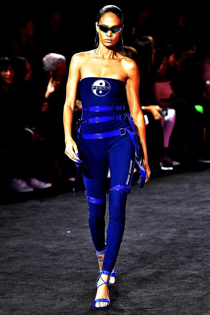 Fenty X Puma Rihanna New York Fashion Week Fall Winter 2017 NY September 2017