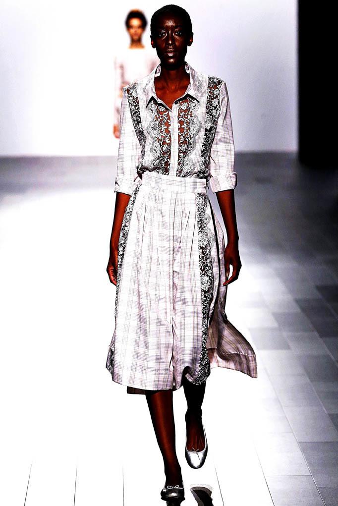 Francesca Liberatore New York Fashion Week Spring Summer 2018 NY September 2017