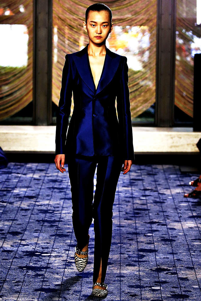 Gabriela_Hearst New York Fashion Week Spring Summer 2018 NY September 2017