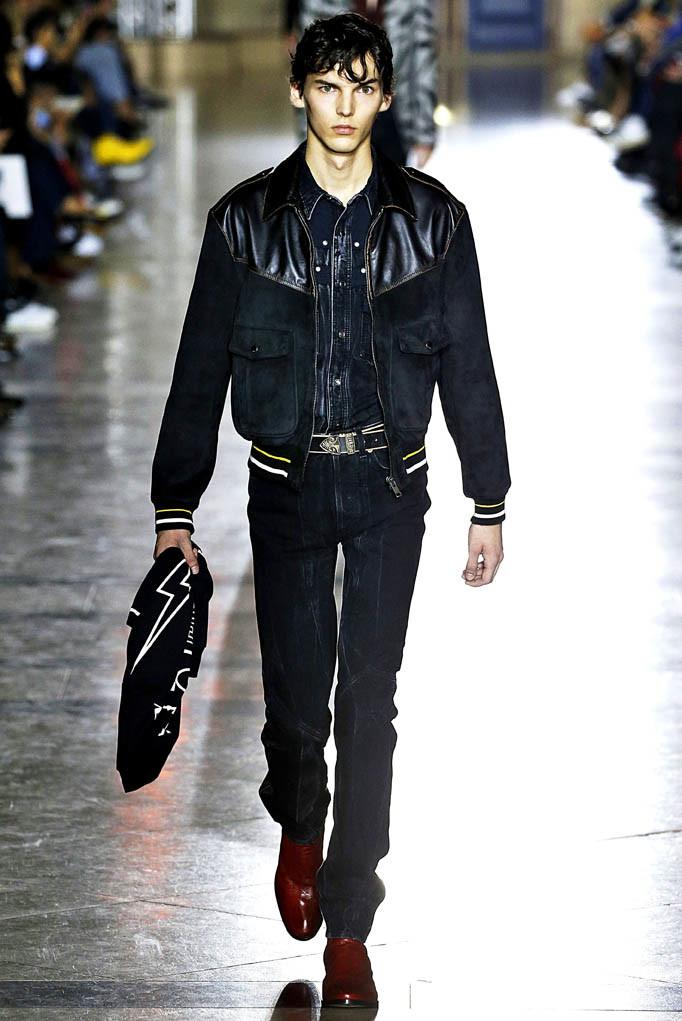 Givenchy Paris Fashion Week Spring Summer 2018 Paris September/October 2017