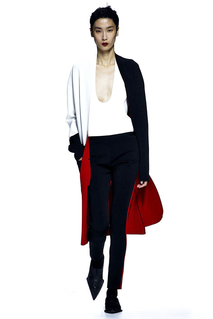 Haider Ackermann Paris Fashion Week Spring Summer 2018 Paris September/October 2017