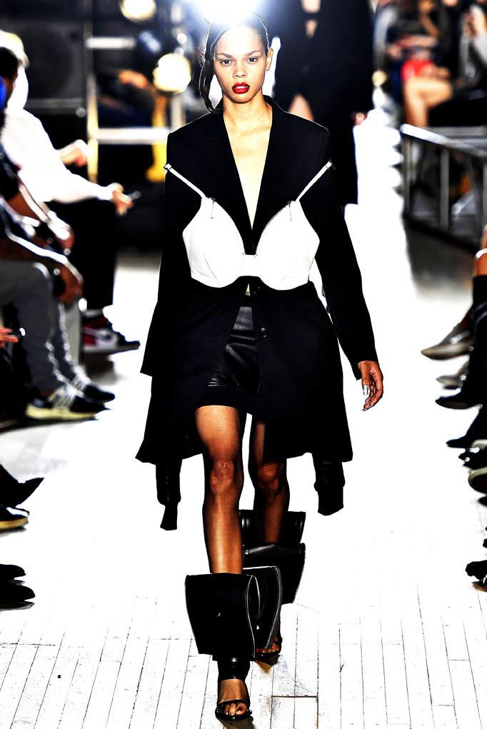 Helmut_Lang_Seen_by_Shayne_Oliver New York Fashion Week Spring Summer 2018 NY September 2017