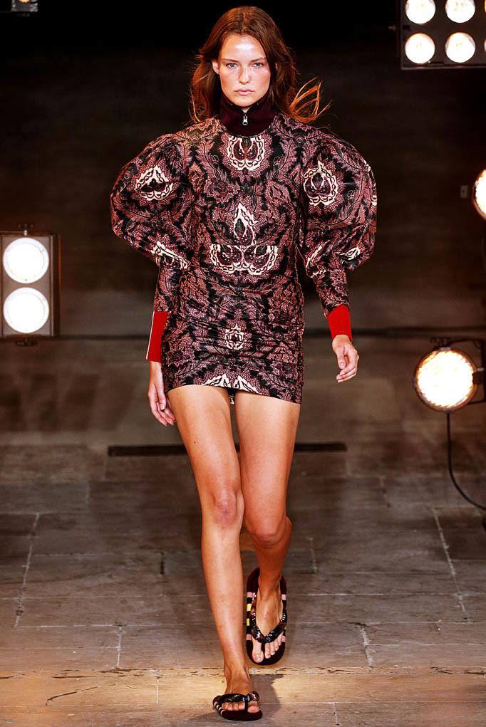 Isabel Marant Paris Fashion Week Spring Summer 2018 Paris Sept-Oct 2017