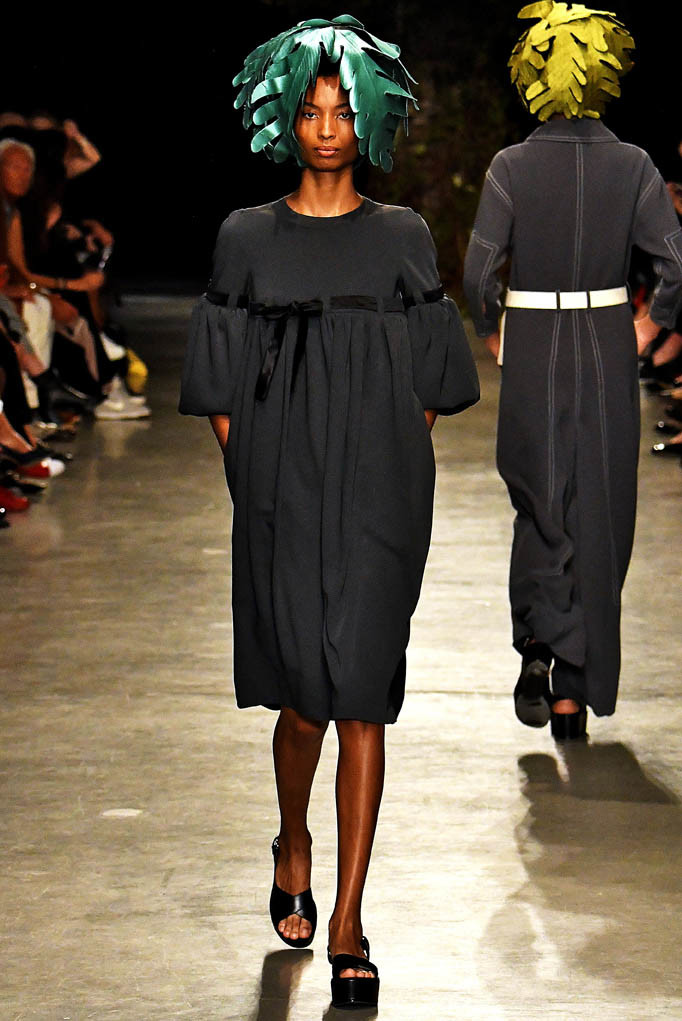 Junko Shimada Paris Fashion Week Spring Summer 2018 Paris September/October 2017