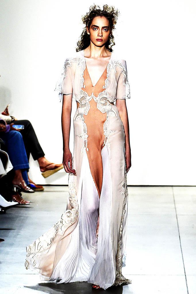 Jonathan_Simkhai New York Fashion Week Spring Summer 2018 NY September 2017