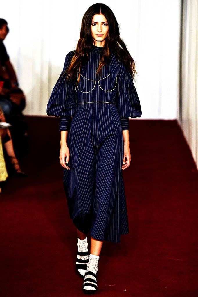 Jill Stuart New York Fashion Week Spring Summer 2018 NY September 2017