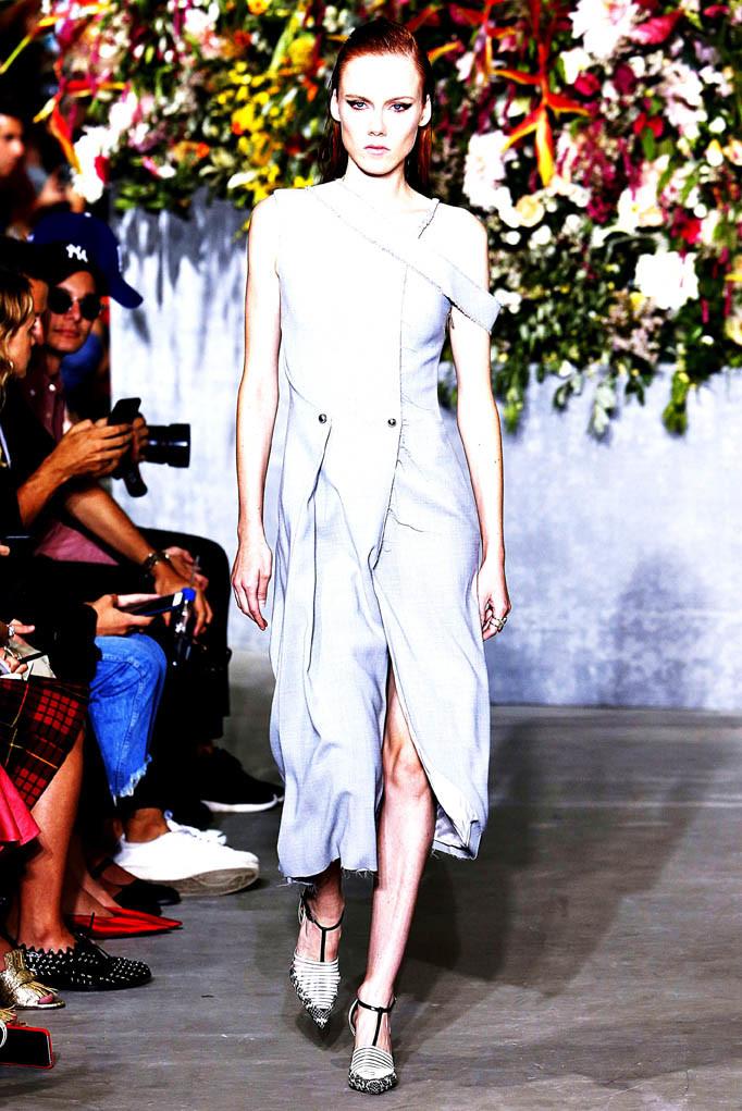 Jason Wu New York Fashion Week Spring Summer 2018 NY September 2017