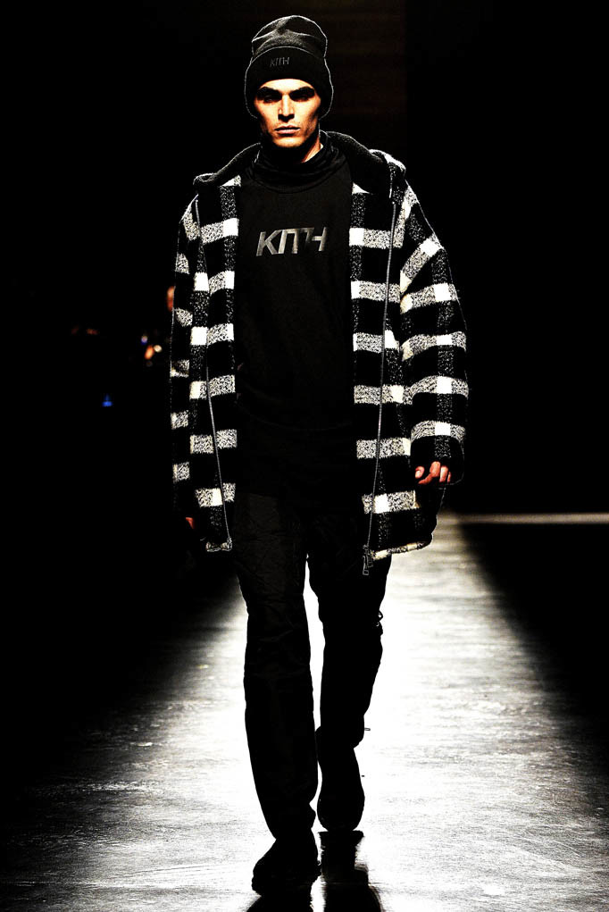 Kith NYC New York Fashion Week Spring Summer 2018 NY September 2017