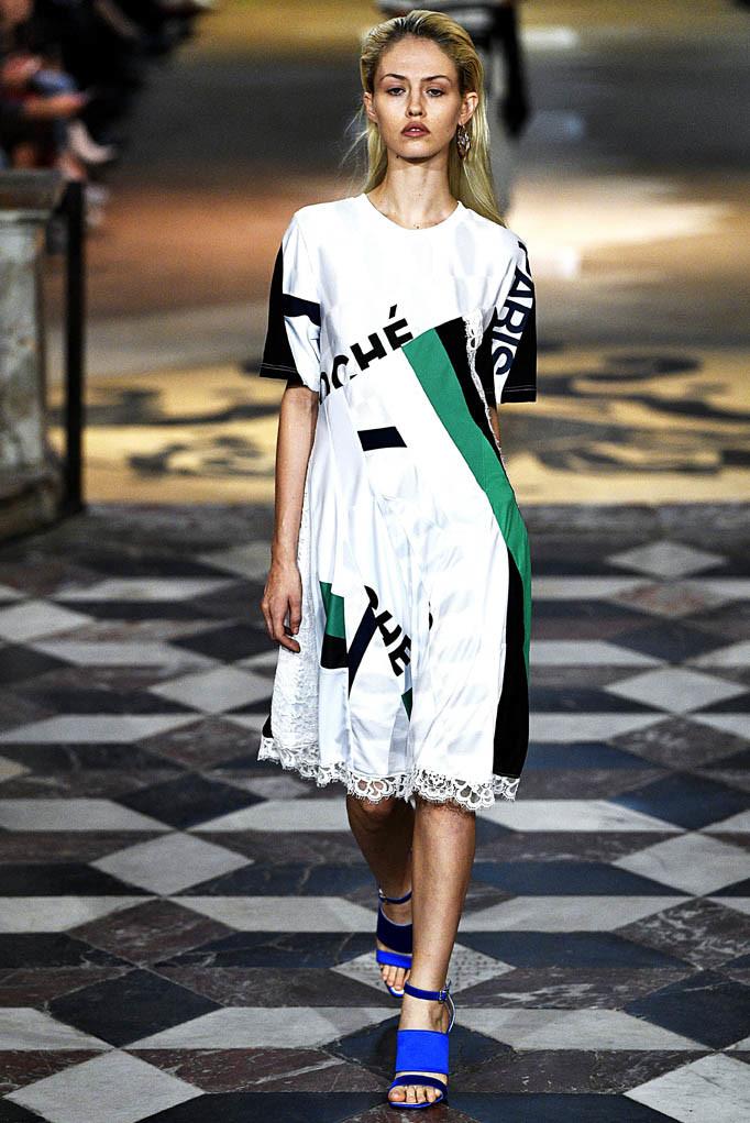 Koche Paris Fashion Week Spring Summer 2018 Paris Sept-Oct 2017