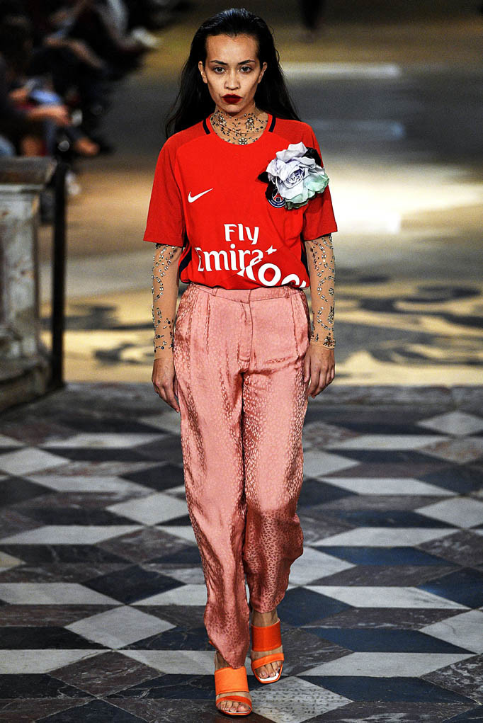 Koche Paris Fashion Week Spring Summer 2018 Paris Sept-Oct 2017