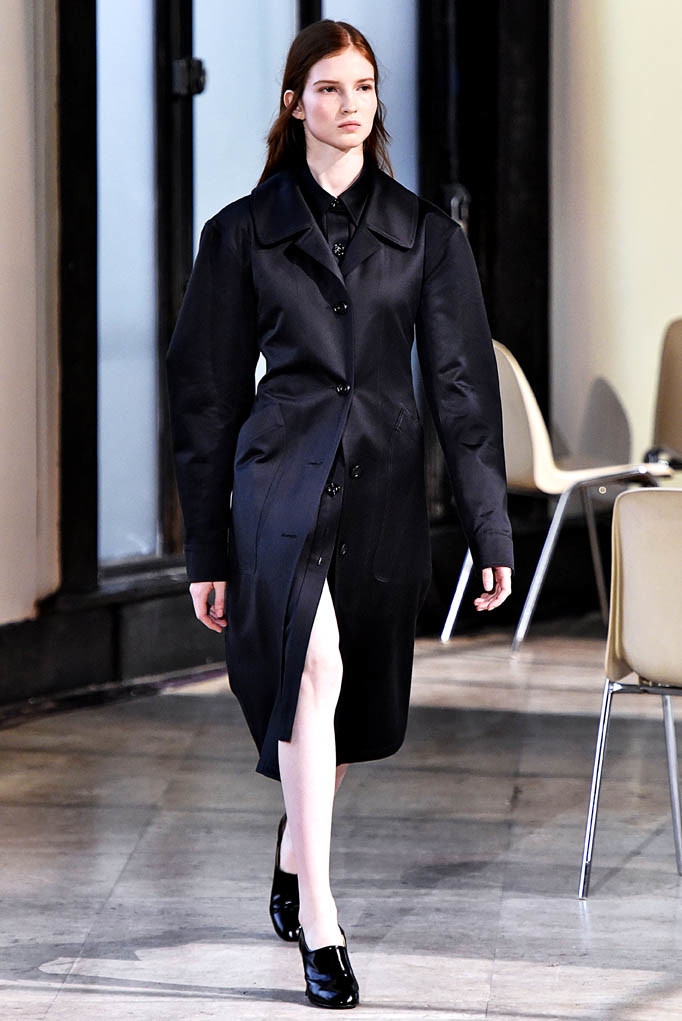 Lemaire Paris Fashion Week Spring Summer 2018 Paris September/October 2017